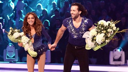 dancing on ice samia and sylvain relationship poems