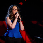 Andrea Begley: The Voice 2013