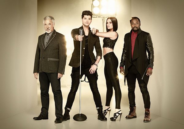 BBC's The Voice returns in March 2013