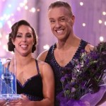 Beth Tweddle Wins Dancing On Ice 2013
