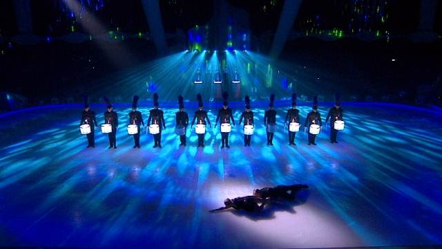 Dancing On Ice Grand Final Opening Torvill and Dean Bolero