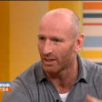 Gareth Thomas On The Mend After Dancing On Ice Illness