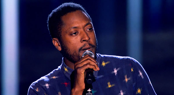 Matt Henry performs on The Voice 2
