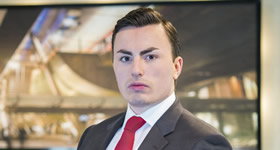 Alex Mills appears in The Apprentice 2013Image courtesy of BBC / Boundless