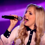 Alice Barlow: The Voice 2013