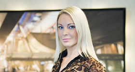 Francesca MacDuff-Varley appears in The Apprentice 2013
