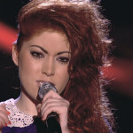 Jessica Steele: The Voice 2013