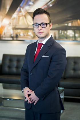 Jordan Poulton appears in The Apprentice 2013