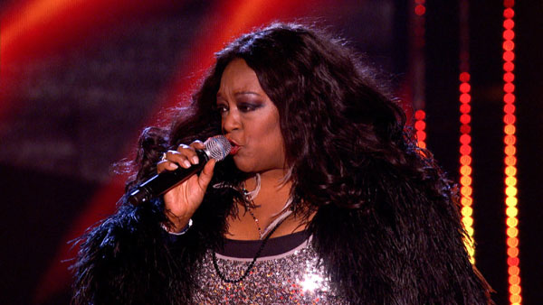 Kym Mazelle performs on The Voice 2