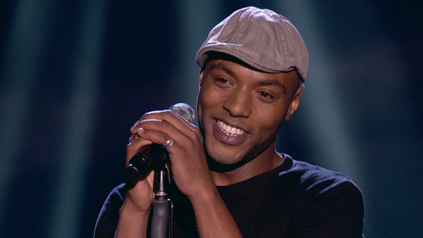 LB Robinson performs on The Voice 2013