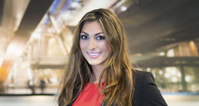 Luisa Zissman appears in The Apprentice 2013 Series 9