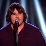 Nick Dixon: The Voice 2013