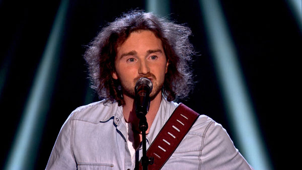 Ragsy performs on The Voice 2