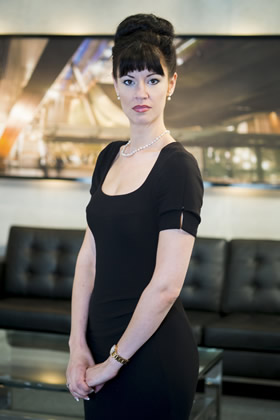 Rebecca Slater appears in The Apprentice 2013