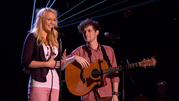 Smith & Jones perform on The Voice 2