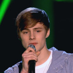Tom Gregory: The Voice 2013