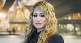 Uzma Yakoob appears in The Apprentice 2013