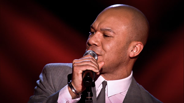Danny Foster performs on The Voice 2013