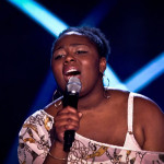 Letitia Grant Brown: The Voice 2013
