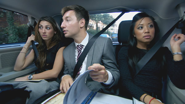 Luisa Zissman, Tim Stillwell And Sophie Lau Looking To Sell Their Beer In Week 2 Of The Apprentice 2013