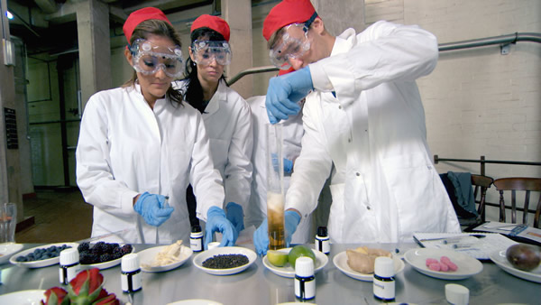 Natalie Panayi, Rebecca Slater And Tim Stillwell Develop Their Beer Formula in Episode 2 Of The Apprentice 2013