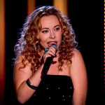 Sophie Mendoza: The Voice 2013
