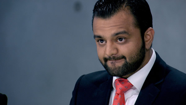 Zeeshaan Shah Fired - Episode 5 - The Apprentice 2013
