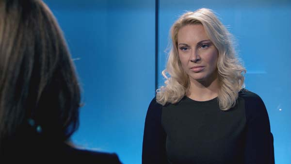 Claudine Collins Grills Francesca MacDuff-Varley In Episode 11 Of The Apprentice 2013