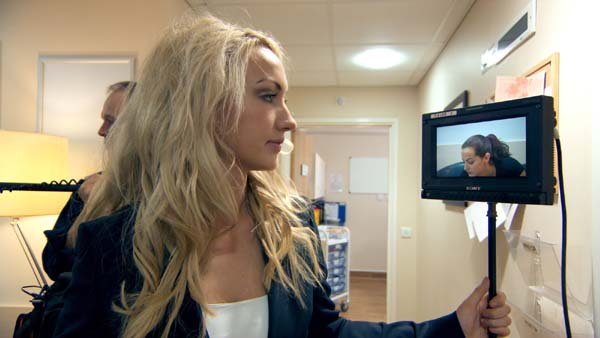 Leah Totton - A study In Concentration In The Apprentice Final 2013