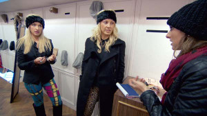 Leah Totton, Francesca MacDuff-Varley And Luisa Zissman Set Up Their Pop-Up Shop In Episode 10 Of The Apprentice 2013