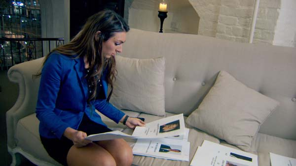 Luisa Zissman Chooses Her Team In The Apprentice Final 2013