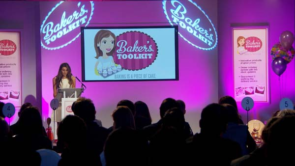 Luisa Zissman Presents Her Bakers Toolkit Brand - The Apprentice Final 2013