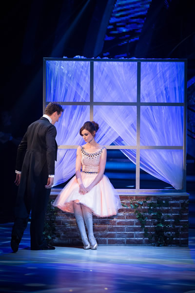 Sophie Ellis-Bextor and Brendan Cole In Week 1 Of Strictly Come Dancing 2013