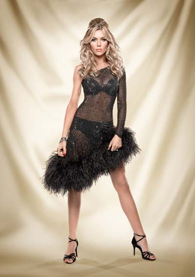 Strictly Come Dancing 2013 Abbey Clancy