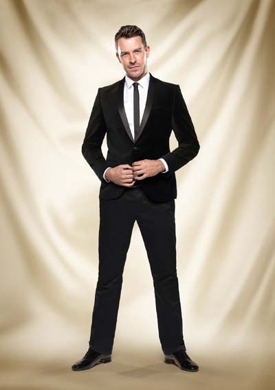 Ashley Taylor Dawson Strictly Come Dancing 2013