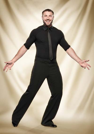 Strictly Come Dancing 2013 Ben Cohen