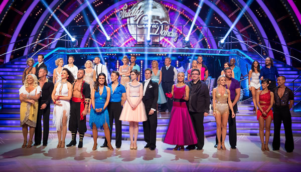 Strictly Come Dancing 2013 Contestants