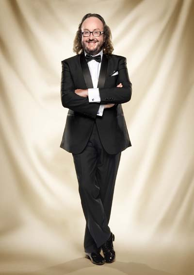 Strictly Come Dancing 2013 Dave Myers