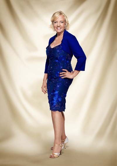 Strictly Come Dancing 2013 Deborah Meaden