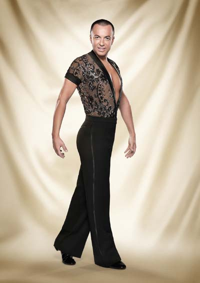 Strictly Come Dancing Julien Macdonald
