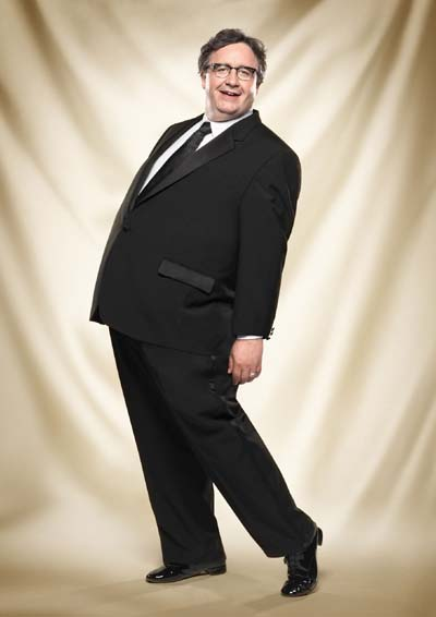Mark Benton Strictly Come Dancing 2013