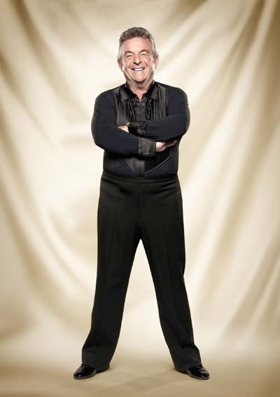 Tony Jacklin Strictly Come Dancing 2013