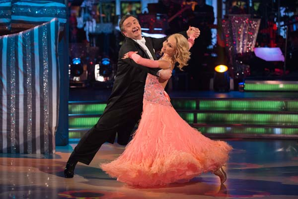 Mark Benton and Iveta Lukosiute Perform In Week 9 Of Strictly Come Dancing 2013