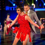 Strictly Come Dancing Week 8: Natalie Gumede And Susanna Reid Almost Perfect