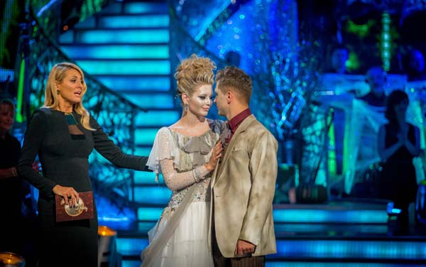 Rachel Riley And Pasha Kovalev Leave Strictly Come Dancing 2013 In Week 6