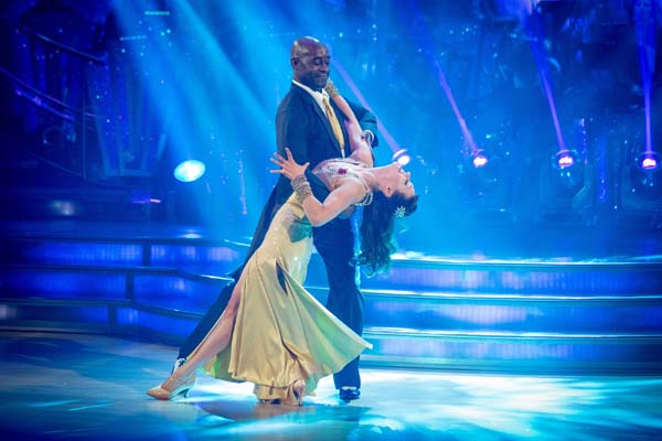 Patrick Robinson and Anya Garnis Top The Leaderboard In Week 7 Of Strictly Come Dancing