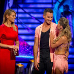 Strictly Come Dancing: Ashley Taylor Dawson Leaves In Week 11